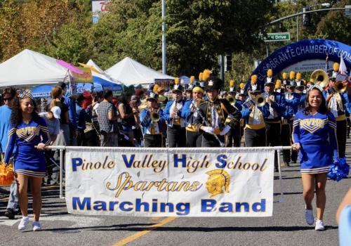 Pinole Marching Band