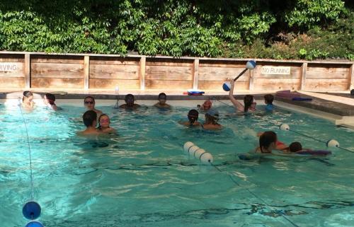 learn to swim el sobrante